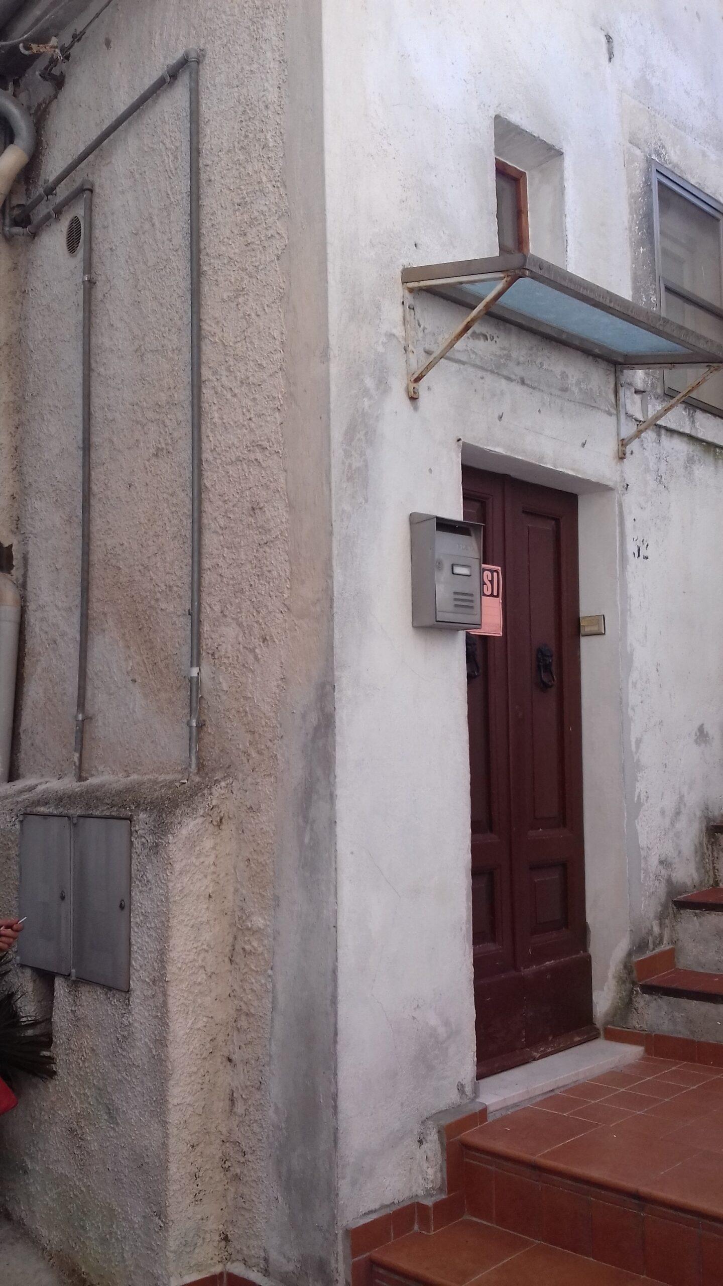 Porzione di fabbricato in Centro Storico - Caramanico Terme